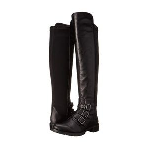 New! VINCE CAMUTO over knee buckle riding boot 8M